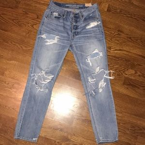 American Eagle Vintage High Rise Jean